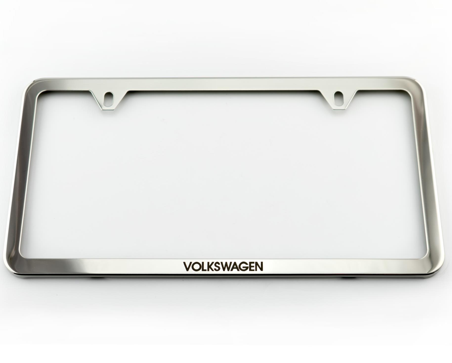 Vw Kearny Mesa >> 2015 Volkswagen License plate frame - Slim with Logo - Polished. Frames, vanity frames ...